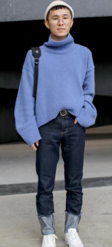 cuff jeans 2