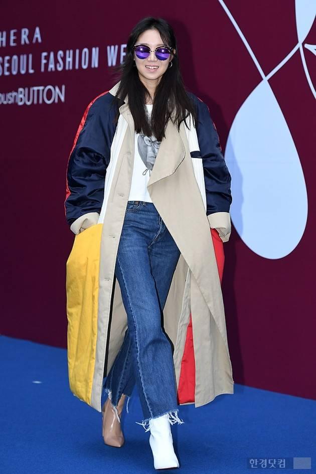 Gong Hyojin pushbutton