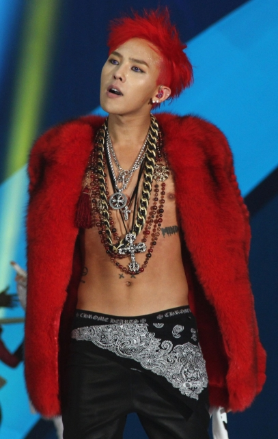 G-Dragon - Bang Bang Bang - TendanceK